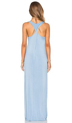 Shop for NYTT Anala Maxi Dress in Light Chambray at REVOLVE. Free 2-3 day shipping and returns, 30 day price match guarantee.