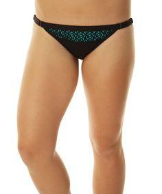 Oakley Women's Synergy Side Band Bikini Bottoms