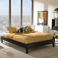 You'll love the Chelsea Platform Customizable Bedroom Set at Wayfair - Great Deals on all Furniture  products with Free Shipping on most stuff, even the big stuff.