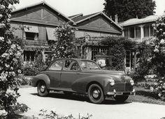 Peugeot 203 Decouvrable - 1949