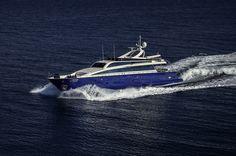 M/Y Arzu's Desire 30 mt 4 cabin luxury motor yacht charter in Turkey