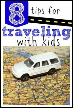 "From I Can Teach My Child is ""8 tips for traveling with kids."" A couple good links for resources when you are on the road."