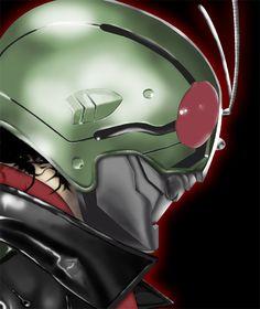仮面ライダー THE FIRST より、二号ライダーです。