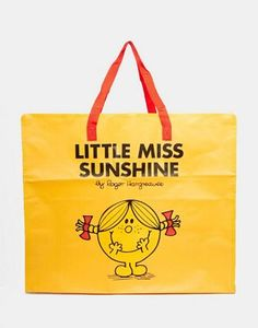 Little Miss Sunshine Large Storage Bag