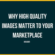 Why High Quality Images Matter to Your Marketplace Stay Tuned, High Quality Images, Ecommerce, Singapore, Entrepreneur, Articles, Learning, News, Link