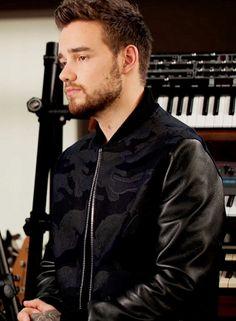 Liam in Black