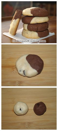 Mixed Cookie Recipe