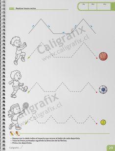 Trazos y Letras Nº1 Notebook, Bullet Journal, Emilio, Map, Preschool Reading Activities, Writing Activities, Educational Activities, Home Preschool, Reading Fluency