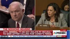 Want to see a racist elf who likes to play AG squrim? Let Kamala Harris question him under oath.
