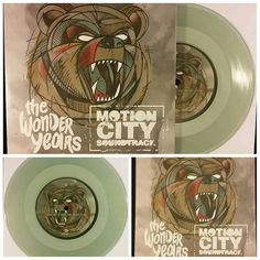 The Wonder Years / Motion City Soundtrack - Split | Translucent Green | 1000 #vinyl #vinylcollective #vc #vinylparty #thewonderyears #motioncitysoundtrack #split #hopeless #hopelessrecords #poppunk #punk #punkrock #emo #indie #rock #music #records #nowspinning #obsessed #love #melodicallydeaf by melodicallydeaf