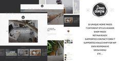Demo Olimpia | Personal Blog WordPress Theme • Download theme ➝…
