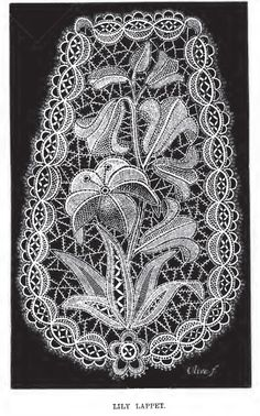 Bobbin Lace and Pillow Lace Making Patterns 5 Instructional Books on CD B397 | eBay