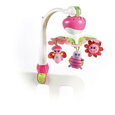 Musical Mobile For Crib Girls Pack And Play Take A Long Pink Strollers Infant  #musicalmobile #packnplay #portable #crib