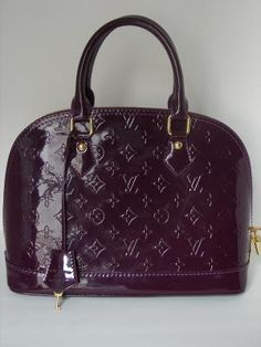 purple Louie Vitton