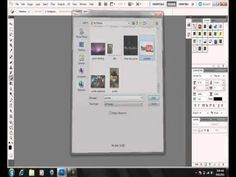 ▶ How To Make An Image Background Transparent using Photoshop (CS5) - YouTube