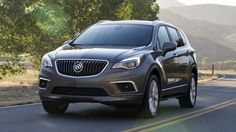 The 2016 Buick Envision will soon be making it's way to us! I can't wait to drive it. Buick Envision is a compact crossover for those looking for something between the Enclave & Encore. Defender Car, New Land Rover Defender, Ford Trucks For Sale, General Motors Cars, Buick Envision, Buick Models, Crossover Suv, Luxury Crossovers