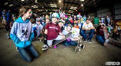 SkateMd clinic #9 #shredforkindness #shred #skateboarding #familyshred  www.skatemdhh.com