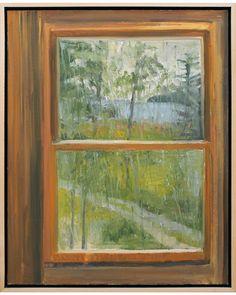"""""""Studio Window"""" by Susan Landor Keegin""""Studio Window"""" by Susan Landor Keegin"""