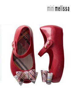 Sapatilha Mini Melissa Ultragirl Vivienne Westwood