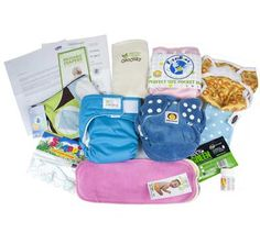 Free demo kit for professionals. RDIA has put together Consider Cloth kits that include an example of each diaper type (AIO, Pocket, Fitted, Flat, Contour, Wool Diaper Cover, PUL Diaper Cover, and Wet Bag, all donated by manufacturers), brochures filled with information on cloth diapering, Resource & Where to Buy Lists and reusable box.