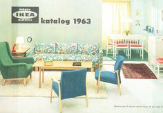 IKEA 1963 Catalog