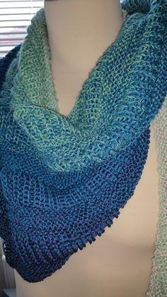 119 Besten Tuch Stricken Bilder Auf Pinterest Crochet Pattern