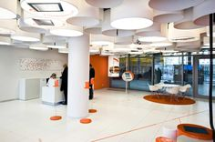New Interior Standard For ING Bank Outlets by Medusa Industry
