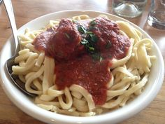 Gondolier's housemade spaghetti noodles are out of the world | 5280