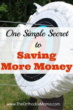 At the end of the month do you wonder where your paycheck has gone? Would you like to save more money? Find out the One Simple Secret to Saving More Money!
