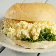 Exquisite Egg Salad Recipe | Main Dishes Recipe | SavvyFork