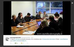 Les Indignés du PAF / Les Citoyens de l'info / Myrtille Dupont  Au CESE