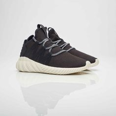 the latest d35a5 8e357 The adidas Tubular Dawn is exclusively available in women sizes, the new  model features a knit upper with webbing straps and a semi-translucent  Tubular ...