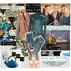 "@polyvoremeetup @Polyvore ""Istanbul POLYVORE Meetup Saturday 21/09/2013"" by helenevlacho on Polyvore"