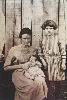 Appalachian People | 1920 s appalachian people appalachians tennessee mine family photo ...