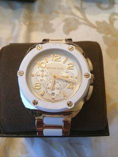 Michael Khors watch Michael Khors, Michael Kors Watch, Watches, My Style, Accessories, Jewelry, Fashion, Moda, Jewlery