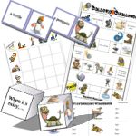 Free Printables for Teachers | flashcards, printable games, worksheets, phonics materials, conversational activities