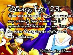 Love this Disney fact!