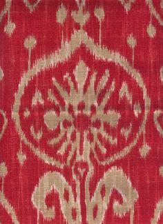 Valvo Salsa - www.BeautifulFabric.com - upholstery/drapery fabric - decorator/designer fabric - red too bright??