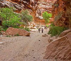 Do's and Don'ts - a guide to visiting Havasupai, Grand Canyon - havasuwaterfalls.net