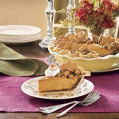 Pumpkin Pie Spectacular   MyRecipes.com