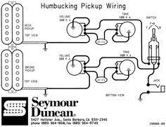 wiring diagram for seymour duncan pickups see also duct detector fender s1 telecaster - google search   wirings in 2018 pinterest guitar ...