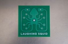 Laughing Squid Circuit Board by Evil Mad Scientist Laboratories - photo by Scott Beale Based in New York City, Laughing Squid features a daily dose of unique art, culture and technology from around...