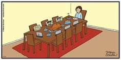 These Web Comics Will Get You Into the Spirit of Thanksgiving