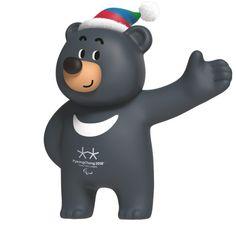Bandai paralympic mascot