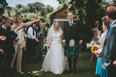 Kate & Stephen's wedding in June 2016. Photography by Tom Halliday