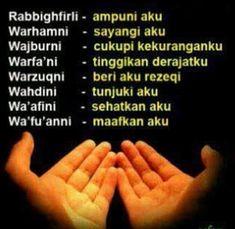 Say a prayer. Islamic Inspirational Quotes, Islamic Quotes, Islamic Prayer, Ied Mubarak Quotes, Whatsapp Status Quotes, Doa Islam, Islamic Messages, Islamic Status, Foto Instagram