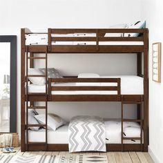 overall height of the bed is 77.13