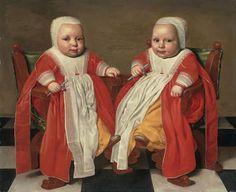 Jacob Gerritsz Cuyp, Twins, Alte pinakothek, Munchen