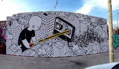 by Millo in Barcelona, 3/15 (LP)