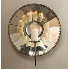 'Andrew Reflector' Wall Sconce from The Urban Electric Co.
